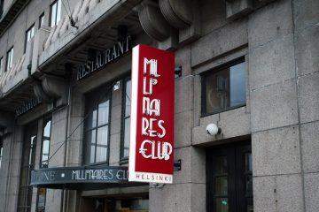 Valomainoskirjaimet profiili 2 - Millionaires Club Helsinki valgusreklaam pinnapealsete neoontorudega 6