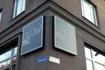 valomainoslaatikot profiili L11 - GLOW Beauty Studio valguskast 3