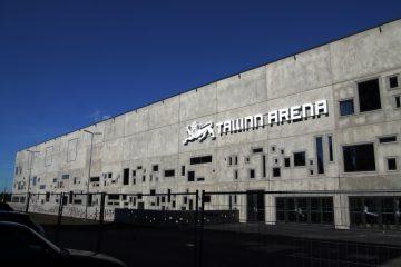 Valomainoskirjaimet profiili 5 - Tallinn Arena ettevalgustuvad logo ja tähed 6