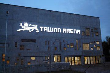 Valomainoskirjaimet profiili 5 - Tallinn Arena ettevalgustuvad logo ja tähed 7