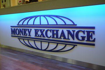 kirjaimet profiili 00 - Money Exchange MDF-ist mahuline logo 2
