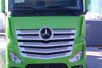 Autojen yliteippaus - Kabiini ülekleepimine roheliseks 2
