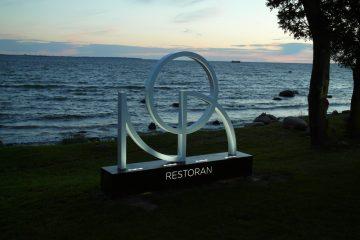NOA restorani valgustatud logo 3