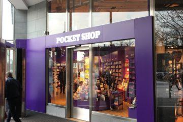 Portit -Pocket Shopi valgustatud logoga ukseportaal1