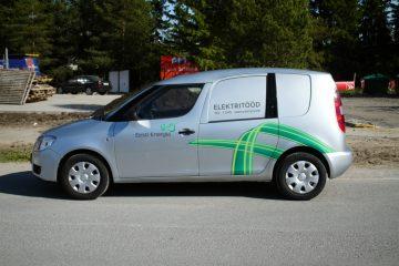 Teippaukset - Eesti Energia autode kiletamine firmagraafikasse2