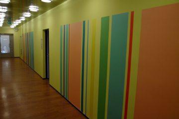 Teippaukset - Elektrilevi kontori seinte kilketamine firmagraafikasse3