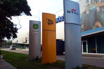 Valomainospylväät - Stokkeri reklaamtornid 22